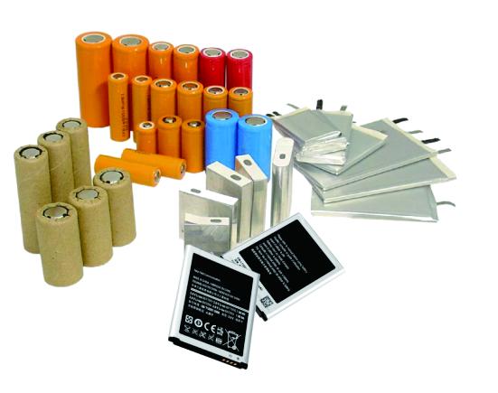 消费类电池检测
