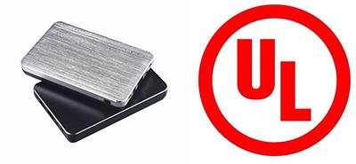 移动电源申请UL认证详情