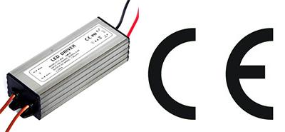 LED驱动电源出口欧洲,申请CE认证详情
